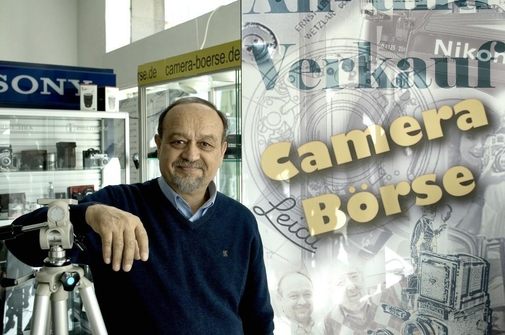 Mit Erfahrung aus fast 15 Jahren vor Ort - Inhaber Hamdi Ergün (Foto: Ralf Roller)